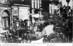 Char ganterie 1903 Chaumont 49463 - Chaumont