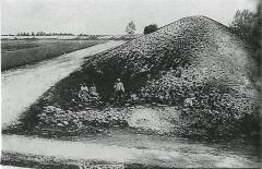 Camp d'Atilla début XXe - La Cheppe