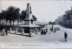 Cherbourg monument aux morts - Cherbourg-en-Cotentin