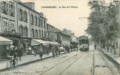 Cl - Cherbourg - La Rue de l'Abbaye - Cherbourg-en-Cotentin