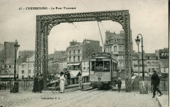 Cl 25 - Cherbourg - Le Pont Tournant - Cherbourg-en-Cotentin