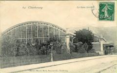 Gare de Cherbourg1920 2 - Cherbourg-en-Cotentin