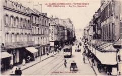 Cherbourgtram1915 - Cherbourg-en-Cotentin