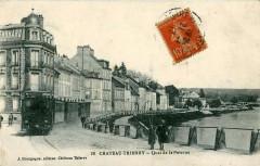 Bourgogne 29 - Chateau-Thierry - Quai de la Poterne - Château-Thierry