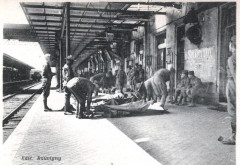 Chateau Thierry Railroad Station, 1918  - Château-Thierry