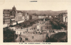 Place.Jaude-Cp-23 - Clermont-Ferrand