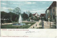 19050212 colmar anlage beim lyceum - Colmar