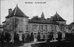 Commercy chateau gaucourt 84455 - Commercy