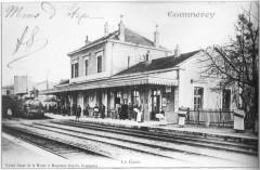 Commercy vendeuses de madeleines - Commercy