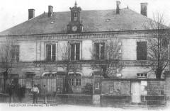 Cp Dancevoir La Mairie - Dancevoir