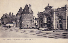 Dieppe - theatre sur front de mer - Dieppe