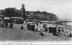 Dieppe plage et casino - Dieppe
