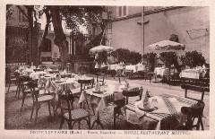 Digne hôtel-restaurant - Digne-les-Bains