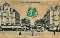 Bauer Marchet Dijon 85 - Dijon - Avenue de la Gare - Dijon