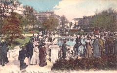 Dijon jardin Darcy - Dijon