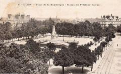 Dijon Place de la République - Dijon