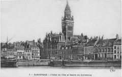 Dunkerque postcard Ng 59 Dunkerque