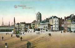 Lux série 13 n°3- Dunkerque - Quai de Leugnaer 59 Dunkerque
