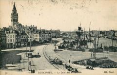 Nd 53 - Dunkerque - Le Quai des Hollandais 59 Dunkerque