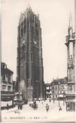 Postcard- Dunkerque - Le Beffroi, sent April 1915 (6274150948) 59 Dunkerque