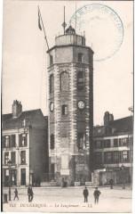 Postcard- Dunkerque - Le Leughenaer, sent March 1915 (6267150715) 59 Dunkerque