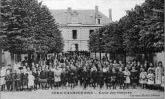 Cp 07867 Fère Champenoise - Fère-Champenoise