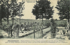 Sepultures 32° - Fère-Champenoise
