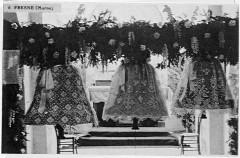 Fresne les reims cloches église 75296 - Plédéliac