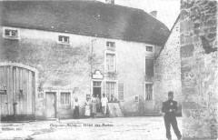 Cp Giey-sur-Aujon Hôtel des Postes - Giey-sur-Aujon