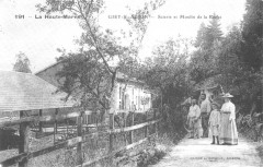 Scierie et Moulin de la Roche - Giey-sur-Aujon