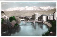 Carte postale grenoble 11 - Grenoble