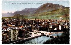 Carte postale grenoble 114 - Grenoble