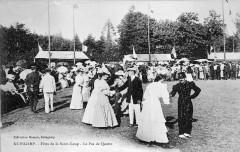 Fête de la Saint Loup - Le Pas de quatre 02 - Guingamp