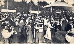 Fête de la Saint-Loup - la danse Mazurka - Guingamp