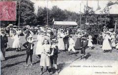 Fête de la Saint-Loup - La polka - Guingamp
