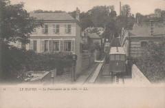 Funiculaire de la côte - Le Havre