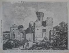 Ancien palais du gouverneur - Laon