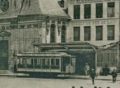 Barnaud 49 - Laon - Place de l'Hotel-de-Ville (Détail) - Laon