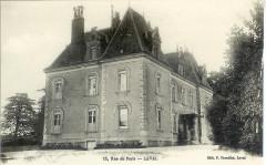 Bâtiment administratif du Lycée Douanier Rousseau dit le Château - Champrond