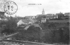 Cp Leffonds Le Bas - Leffonds