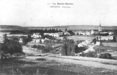 Cp Leffonds Panorama - Leffonds
