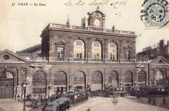 Lb 93 - Lille - La Gare - Lille