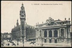 La Bourse et le Théâtre - Lille