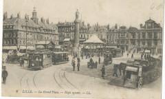 La Grand'Place - Lille