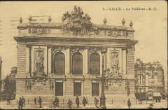 Lille - 2 - Le Theatre - Lille