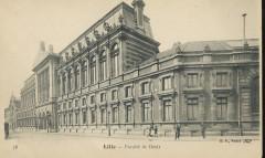 Lille - 38 - Faculté de droit - Lille