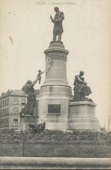 Lille - Monument Pasteur - Lille