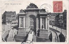 La Porte de Paris - Lille