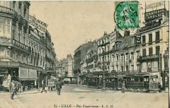 Rue Esquermoise - Lille