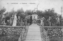 1ere Station - Calvaire - Lourdes